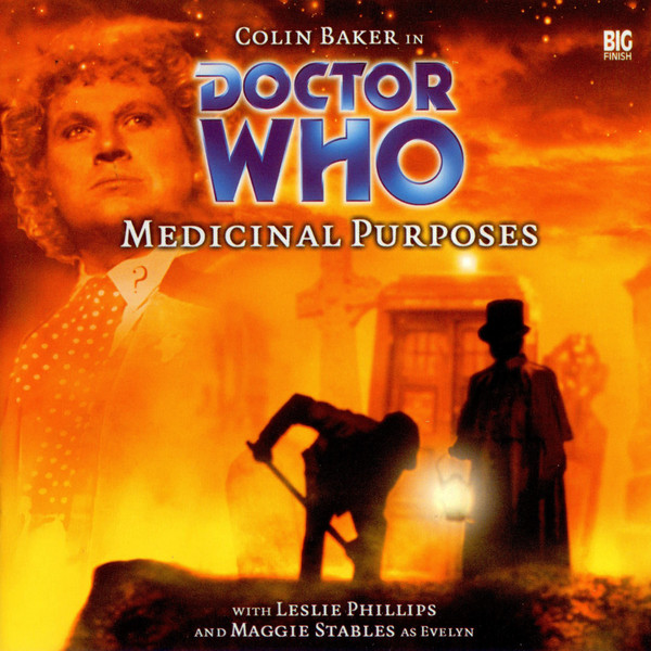 Doctor Who - Main Range - Medicinal Purposes - Download
