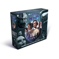 Doctor Who - UNIT: Dominion (Boxset)