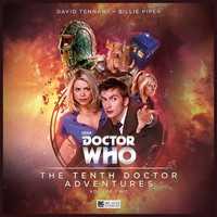 The Tenth Doctor Adventures Volume 02 (Limited Edition)