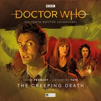 The Tenth Doctor Adventures: The Creeping Death