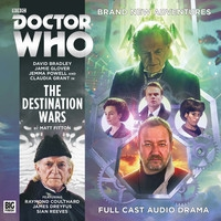 The First Doctor Adventures: The Destination Wars Part 1