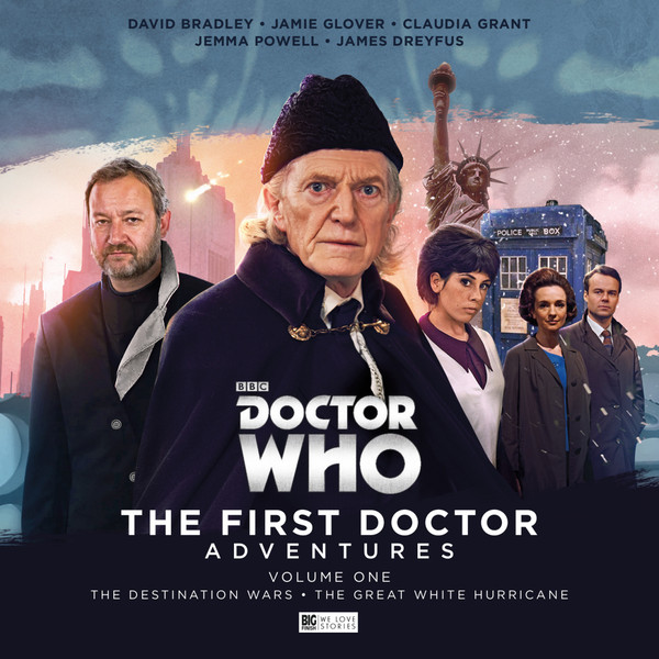 First Doctor cover