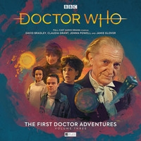 The First Doctor Adventures Volume 03