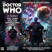 Doctor Who - The Third Doctor Adventures: The Transcendence of Ephros Part 1