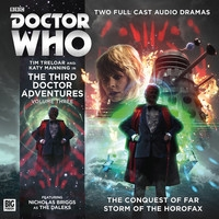 The Third Doctor Adventures Volume 03