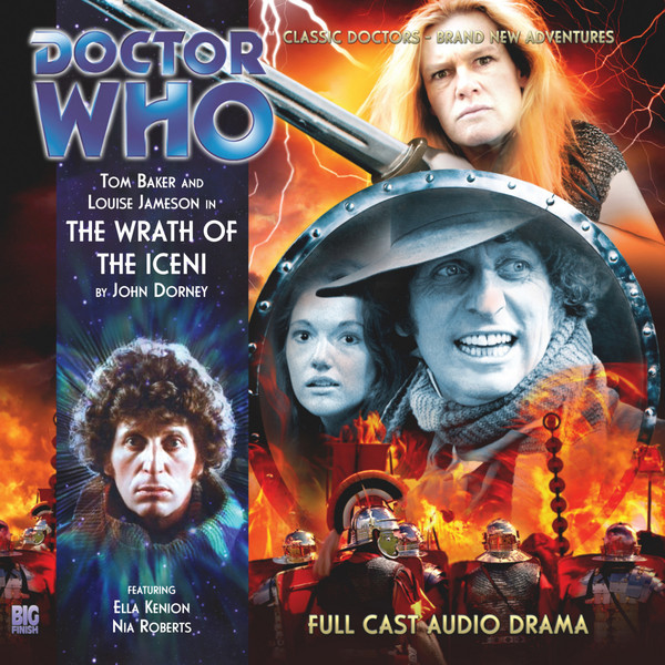 Audio Drama Review: The Wrath Of The Iceni (take Two