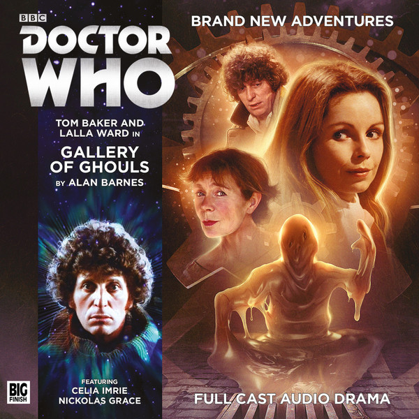 5.05. Gallery of Ghouls - Doctor Who - Fourth Doctor