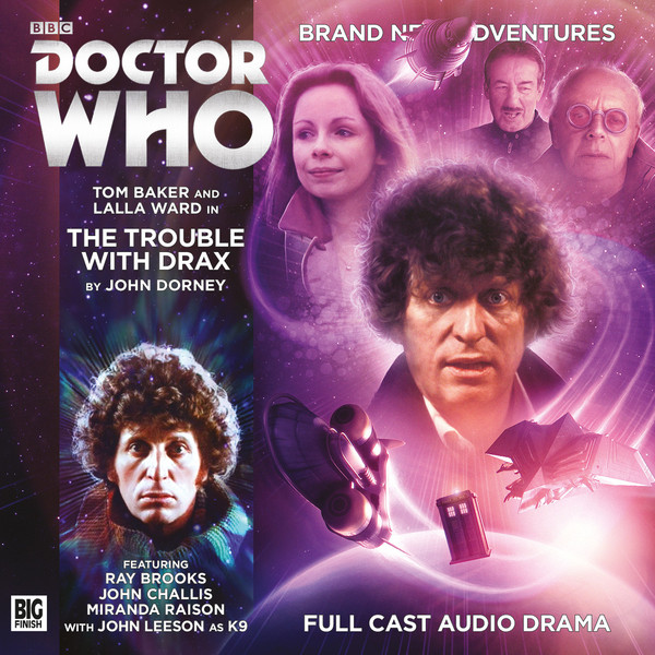 Doctor Who - The Trouble with Drax - John Dorney