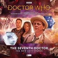 The Seventh Doctor Adventures - Volume 1 - New Series - Andy Lane, Steve Jordan, Alan Flanagan, Tim Foley