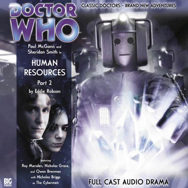 1 8 Human Resources Part 2 Doctor Who Eighth Doctor