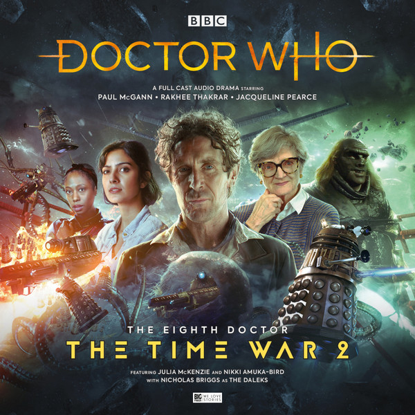 BF - THE EIGHTH DOCTOR - THE TIME WAR SERIES 02 - Jonathan Morris, Guy Adams, Timothy X Atack