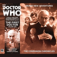 The First Doctor Volume 01