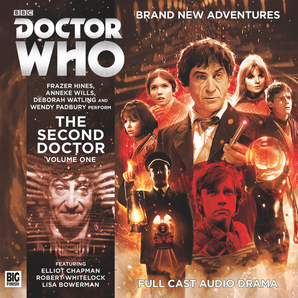 Doctor Who - Second Doctor Adventures/Companion Chronicles Series 10 - Big Finish - Big Finish