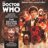 The Second Doctor Volume 01