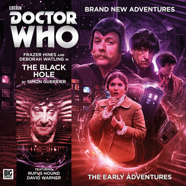 Doctor Who - The Early Adventures - The Black Hole - Doctor Who, Big Finish