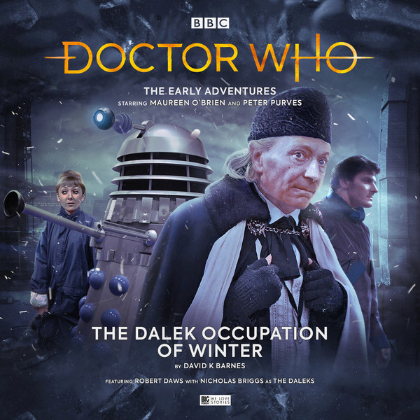 Doctor Who The Dalek Occupation of Winter
