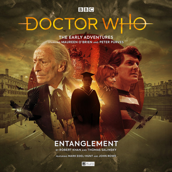 Doctor Who Entanglement