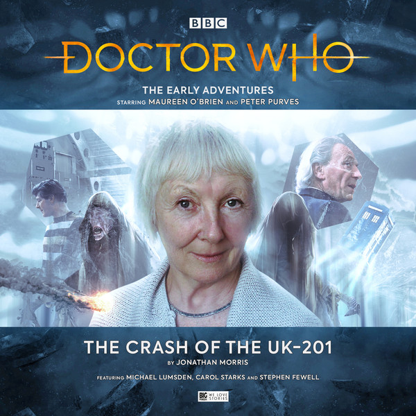 Doctor Who The Crash of the UK-201