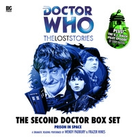 The Second Doctor Box Set