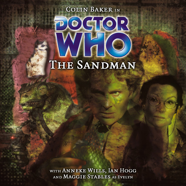 37. The Sandman - Doctor Who - Main Range - Big Finish