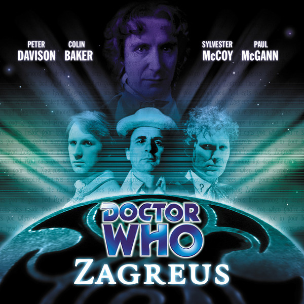 Doctor Who - Main Range - Zagreus - Download
