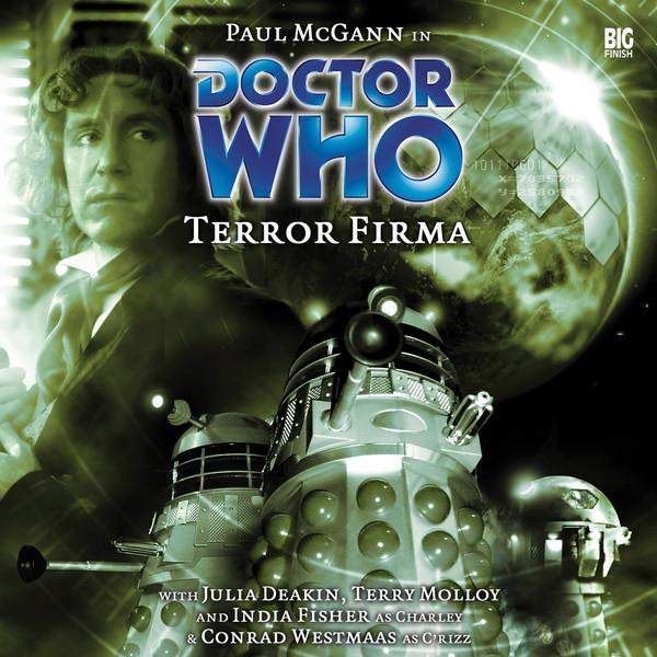 72 Terror Firma Doctor Who Main Range Big Finish