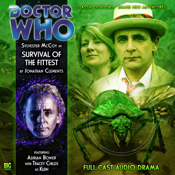 131. Survival of the Fittest - Doctor Who - Main Range