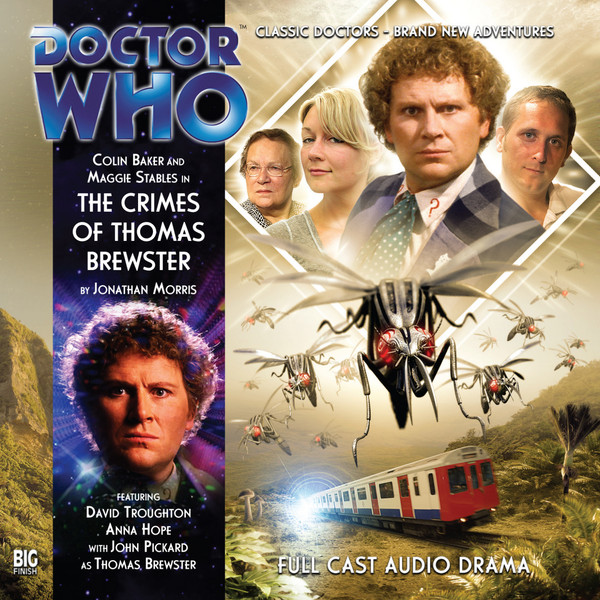 143. The Crimes of Thomas Brewster - Doctor Who - Main
