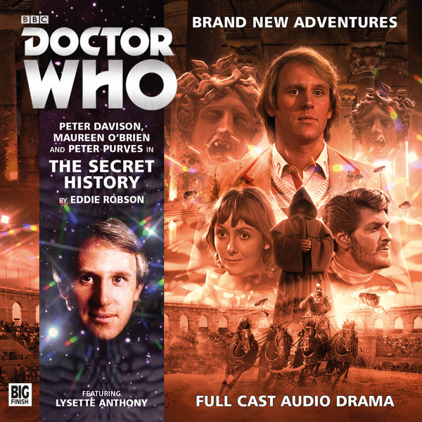BF200. The Secret History  - Doctor Who, Big Finish