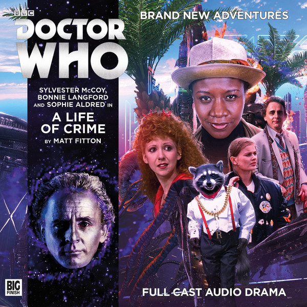Doctor Who: A Life of Crime Cover