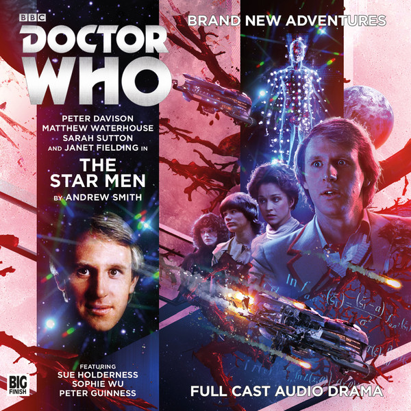 BF - Doctor Who - Monthly Range - 221. THE STAR MEN - split - Andrew Smith