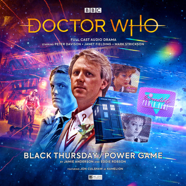Doctor Who: Black Thursday/Power Game