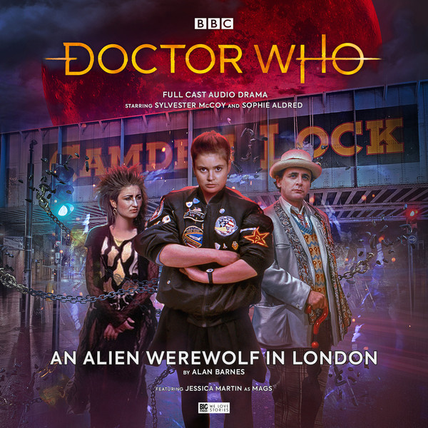 Doctor Who - An Alien Werewolf in London