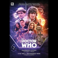 Doctor Who - Novel Adaptations Volume 02: Damaged Goods/The Well-Mannered War (Limited Edition)