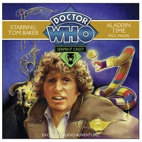 Doctor Who: Serpent Crest - Volume 3: Aladdin Time