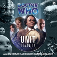 Doctor Who - UNIT Dominion