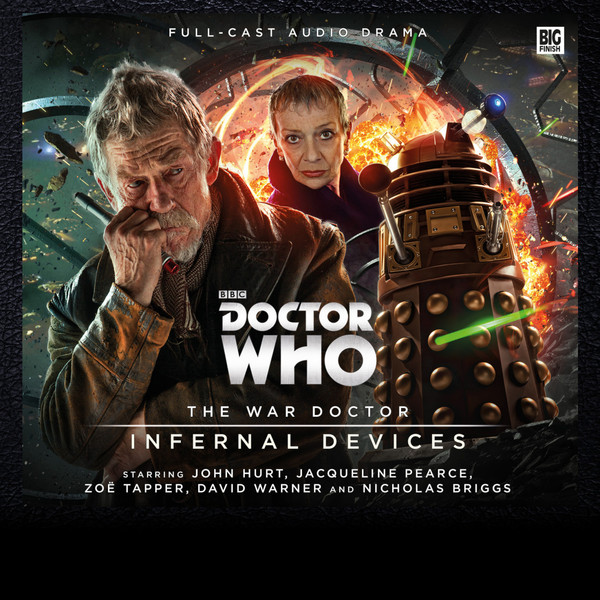 2  The War Doctor Series 02: Infernal Devices - Doctor Who - The New