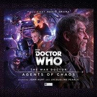 The War Doctor Series 03: Agents of Chaos