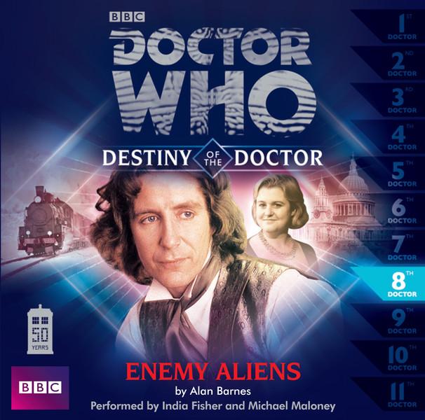 Enemy Aliens - Alan Barnes