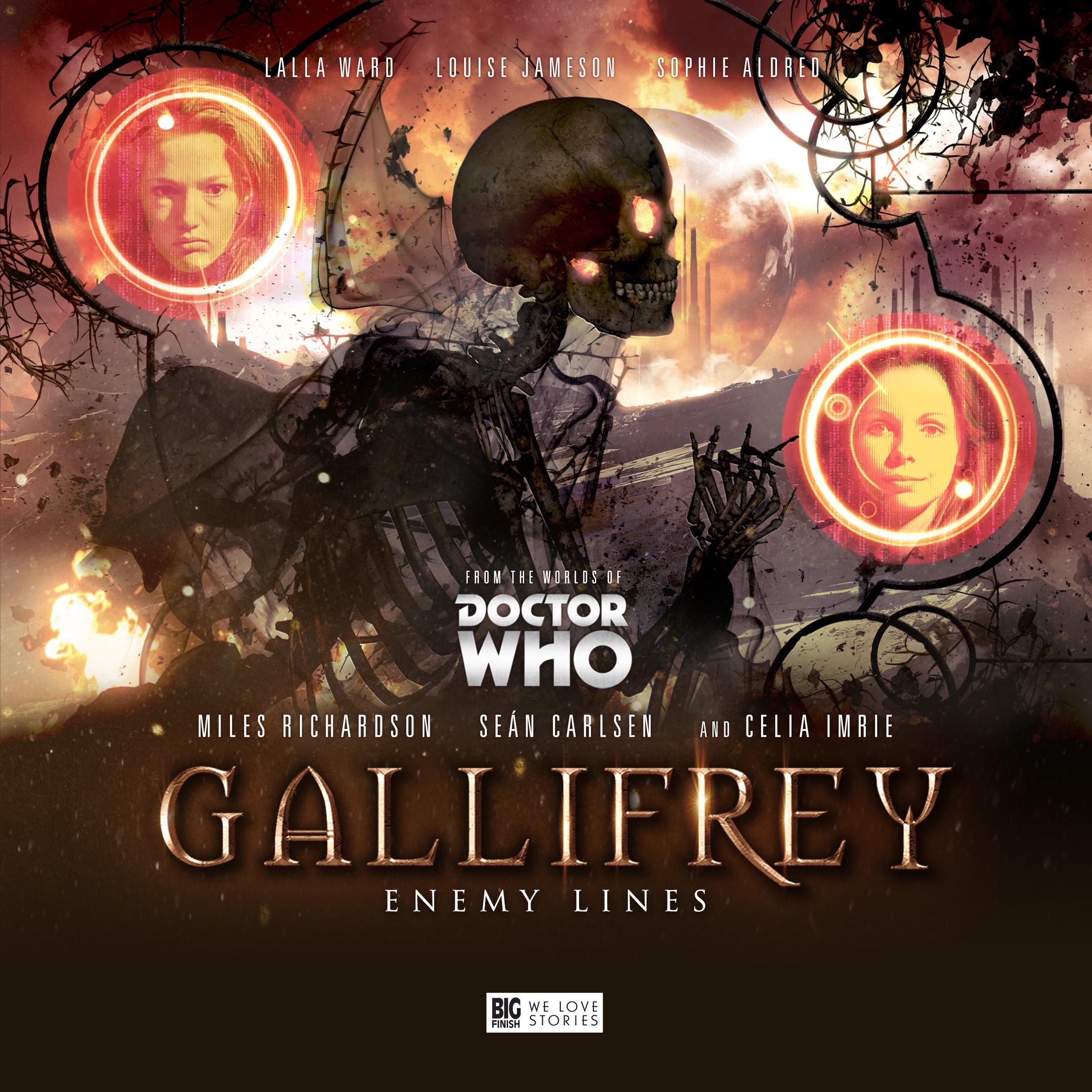 Gallifrey [8] Enemy Lines - David Llewellyn