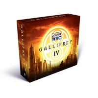 Gallifrey: Series 4 Box Set