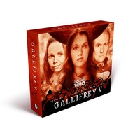 Gallifrey: Series 5 Box Set