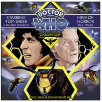 Doctor Who: Hornets' Nest - Volume 5: Hive of Horror