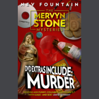 The Mervyn Stone Mysteries: DVD Extras Include Murder (Paperback)
