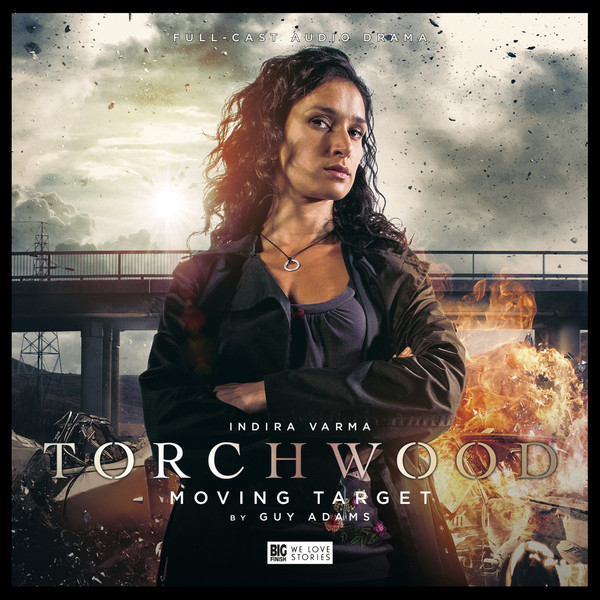Torchwood: Moving Target 2.4 Cover