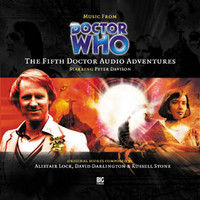 Music From The Fifth Doctor Audio Adventures