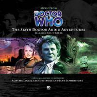 Music From The Sixth Doctor Audio Adventures