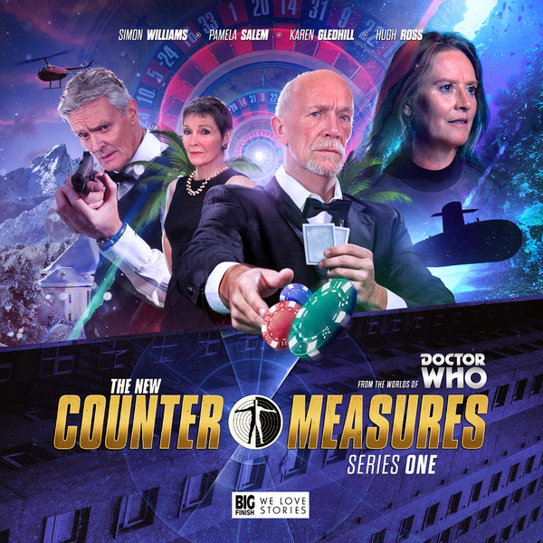 BF - New Counter-Measures Series 1 - Big Finish - Guy Adams; Ian Potter; Christopher Hatherall; John Dorney