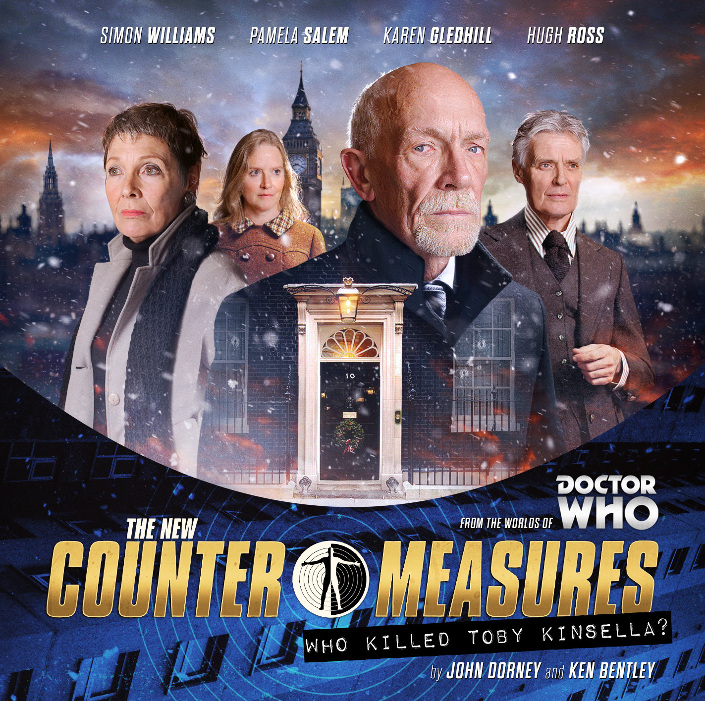 Counter-Measures S5 - The New Counter-Measures Special - Who Killed Toby Kinsella? and The Dead Don't Rise - John Dorney, Ken Bentley