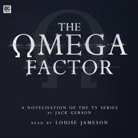 The Omega Factor by Jack Gerson Audiobook